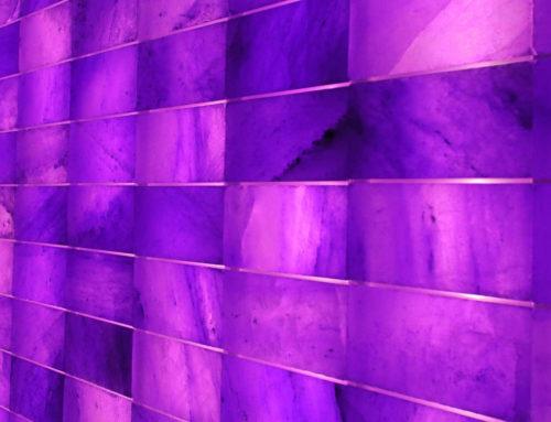 Les vertus d'un mur de sel